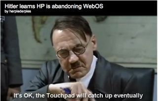 Hitler TouchPad
