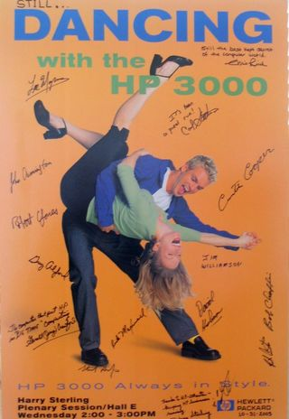 Dancing-with-the-hp-3000