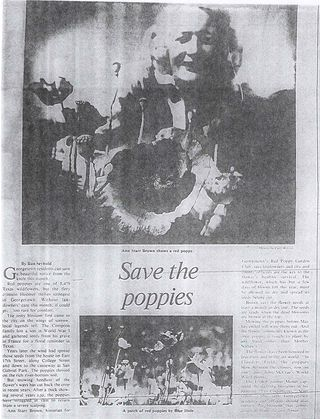 SavethePoppies