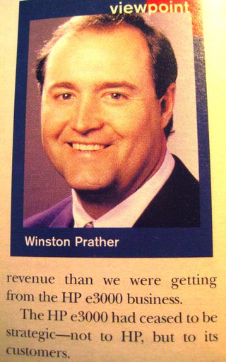 Prather cease to be