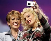 Carly and Gwen