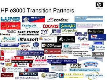 2004 HPWworld Transition Partners