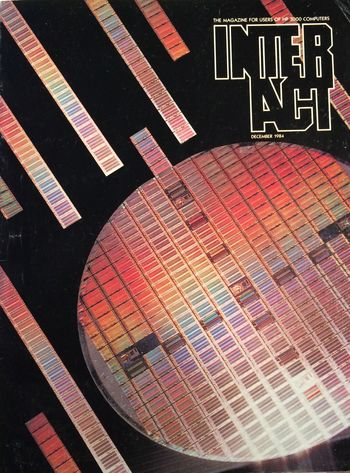 Interact wafer cover 1984