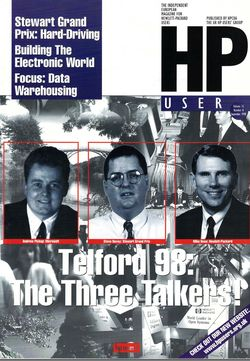 HP User Cover Sept 98