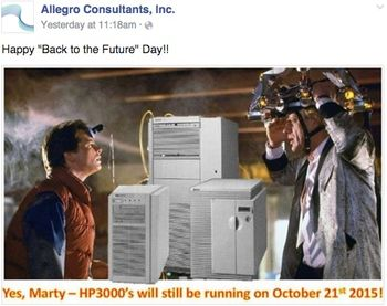 3000 Back to the Future
