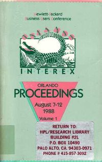1988 Proceedings