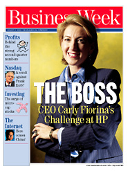 Carly the Boss