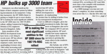 HP-3000-lab-Bangalore-1995