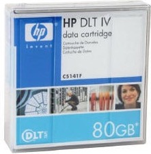 DLT cartridge