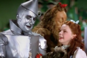 Goodbye Tin Man