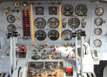 Aircraft-instrument panel