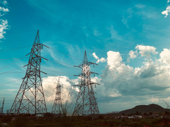 Power-lines-towers