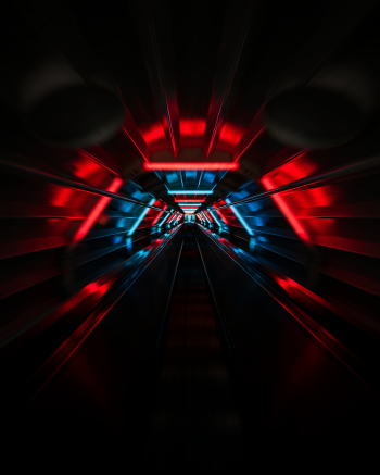 Time warp tunnel